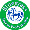 Bluegrass Animal Products Retina Logo