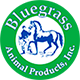 Bluegrass Animal Products Mobile Logo